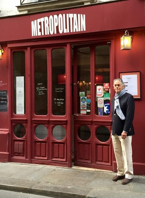 Tomas at Metropolitan